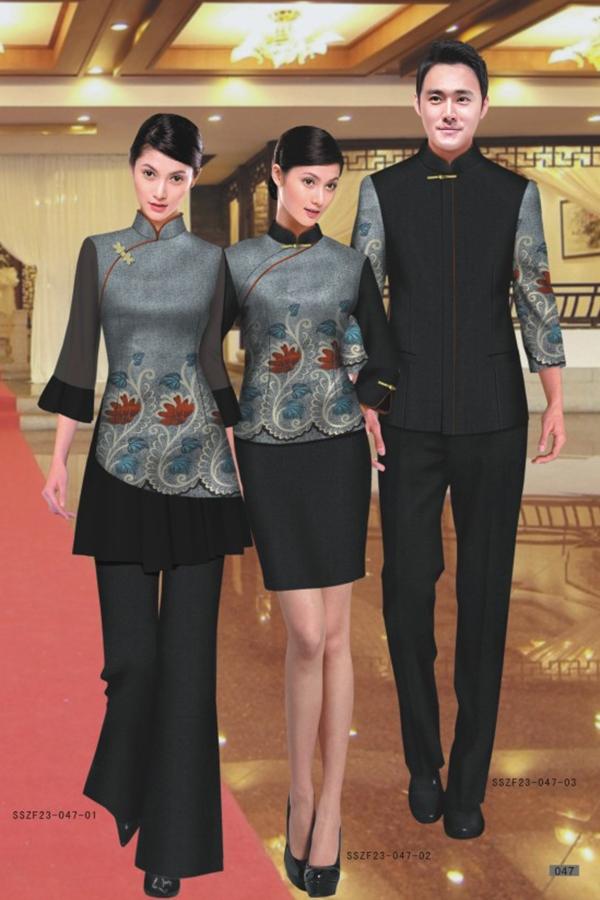 丹东酒店服装