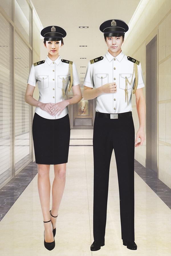 锦州保安物业服装系列