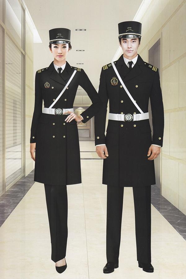锦州保安物业服装定制