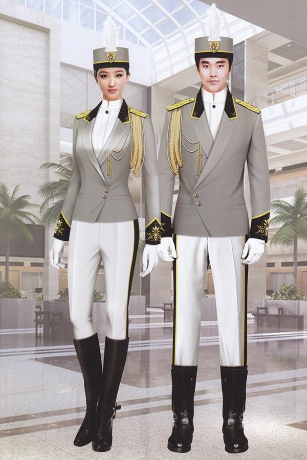 锦州保安物业服装厂家