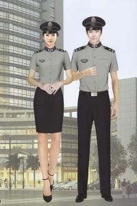 保安物业服装